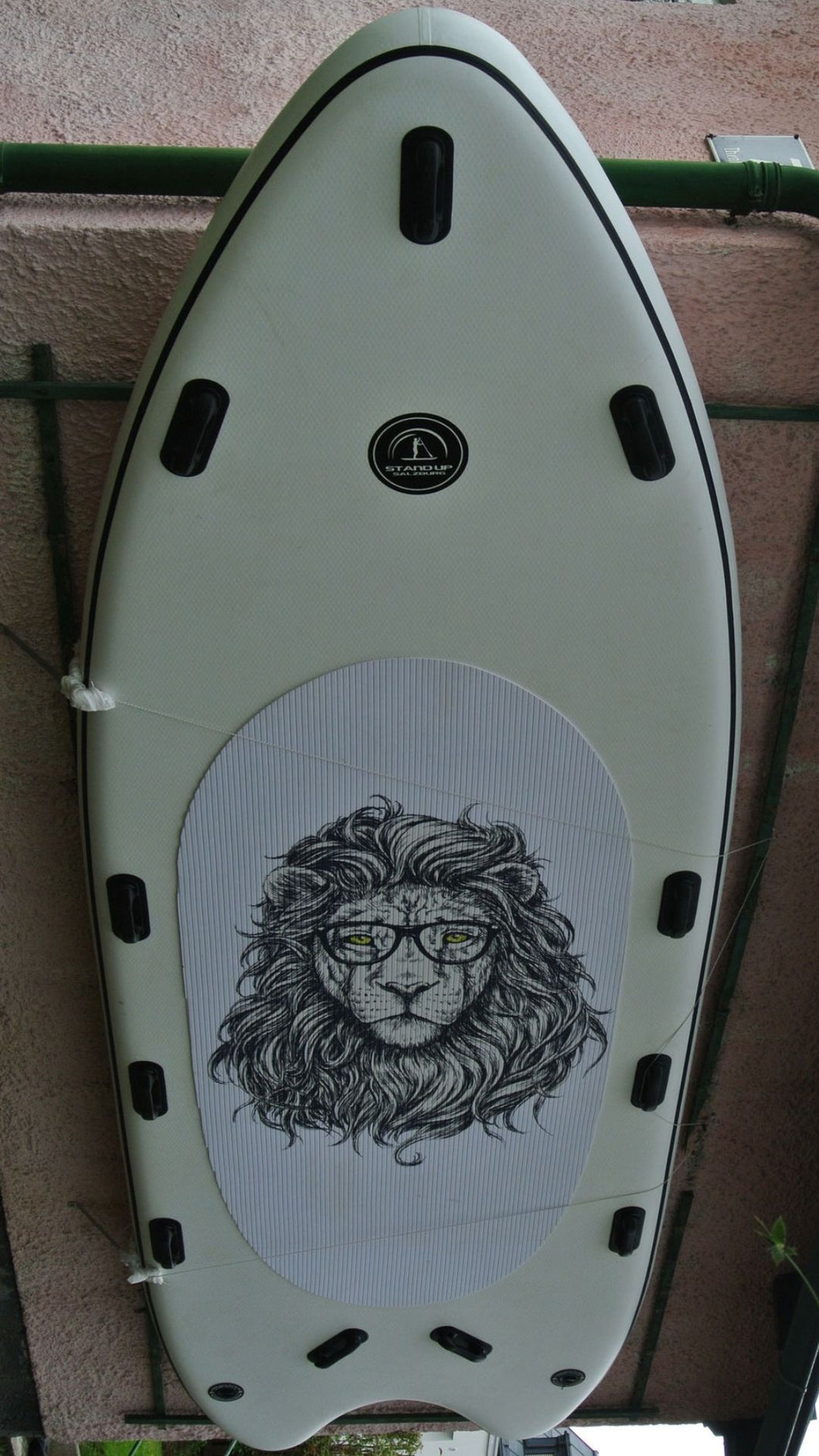 Big Sup The Lion Stand Up Paddle Board | HIGH END ★★★★★