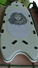 Lade das Bild in den Galerie-Viewer, Big Sup The Lion Stand Up Paddle Board | HIGH END ★★★★★