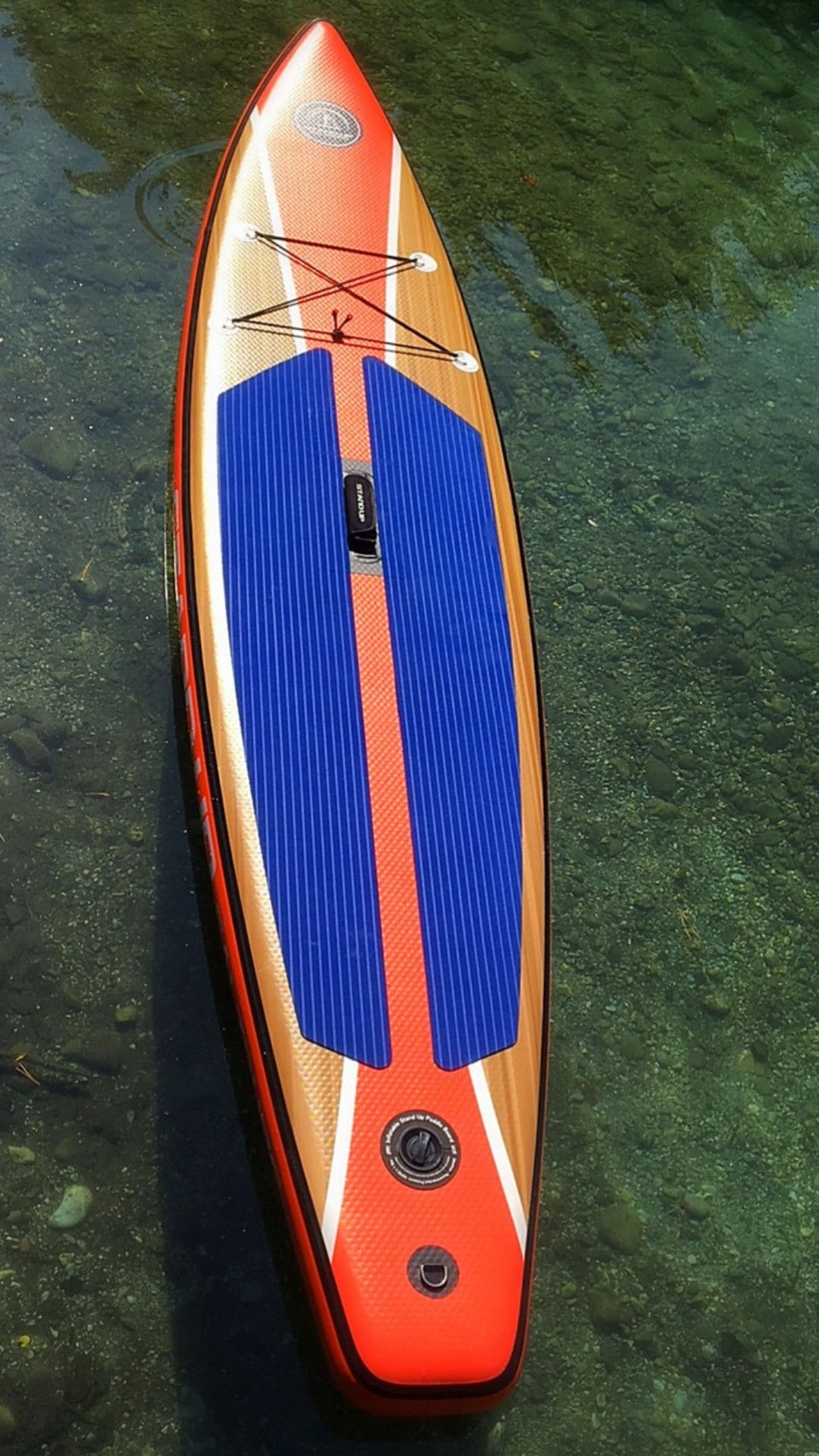 10,4er Stoker Stand Up Paddle Board | ★★★★