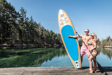 Lade das Bild in den Galerie-Viewer, 11er Allround Wood Stand Up Paddle Board | ★★★★★