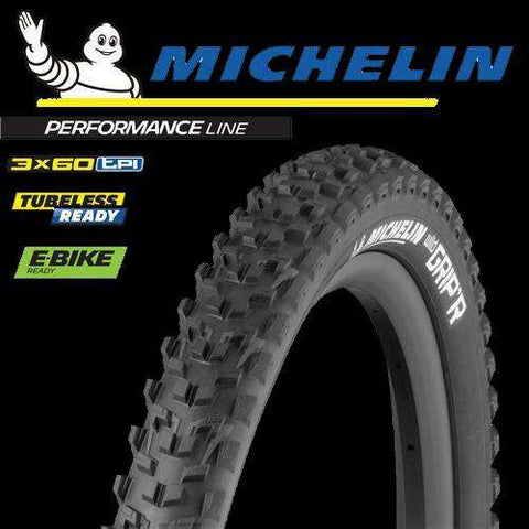 MICHELIN WILD GRIPR 27.5 X 2.35 TUBELESS