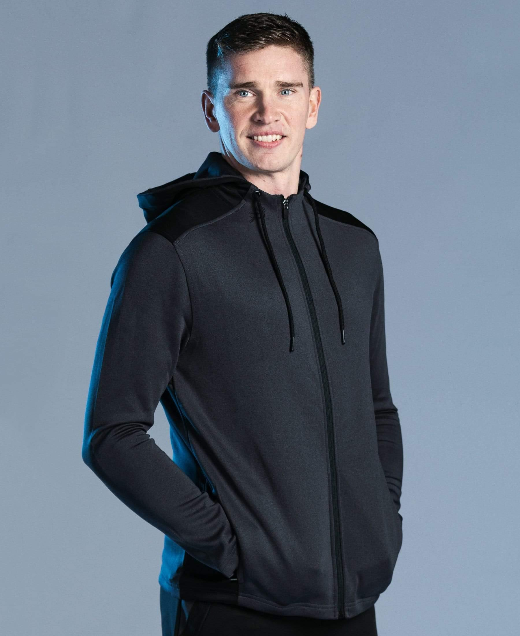 BUA20 Adult Hoody (Black)