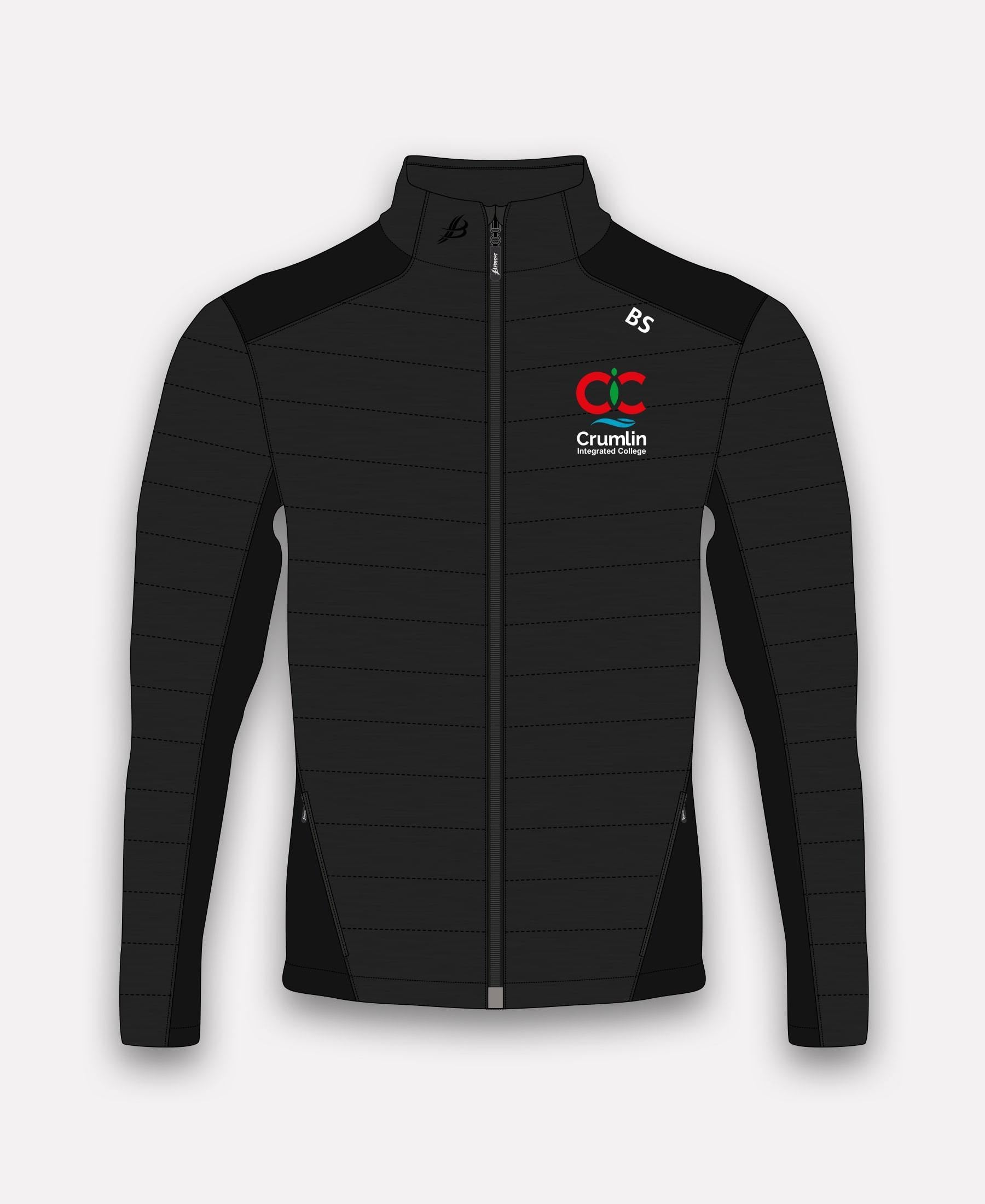 Crumlin Integrated College BUA Jacket - Bourke Sports