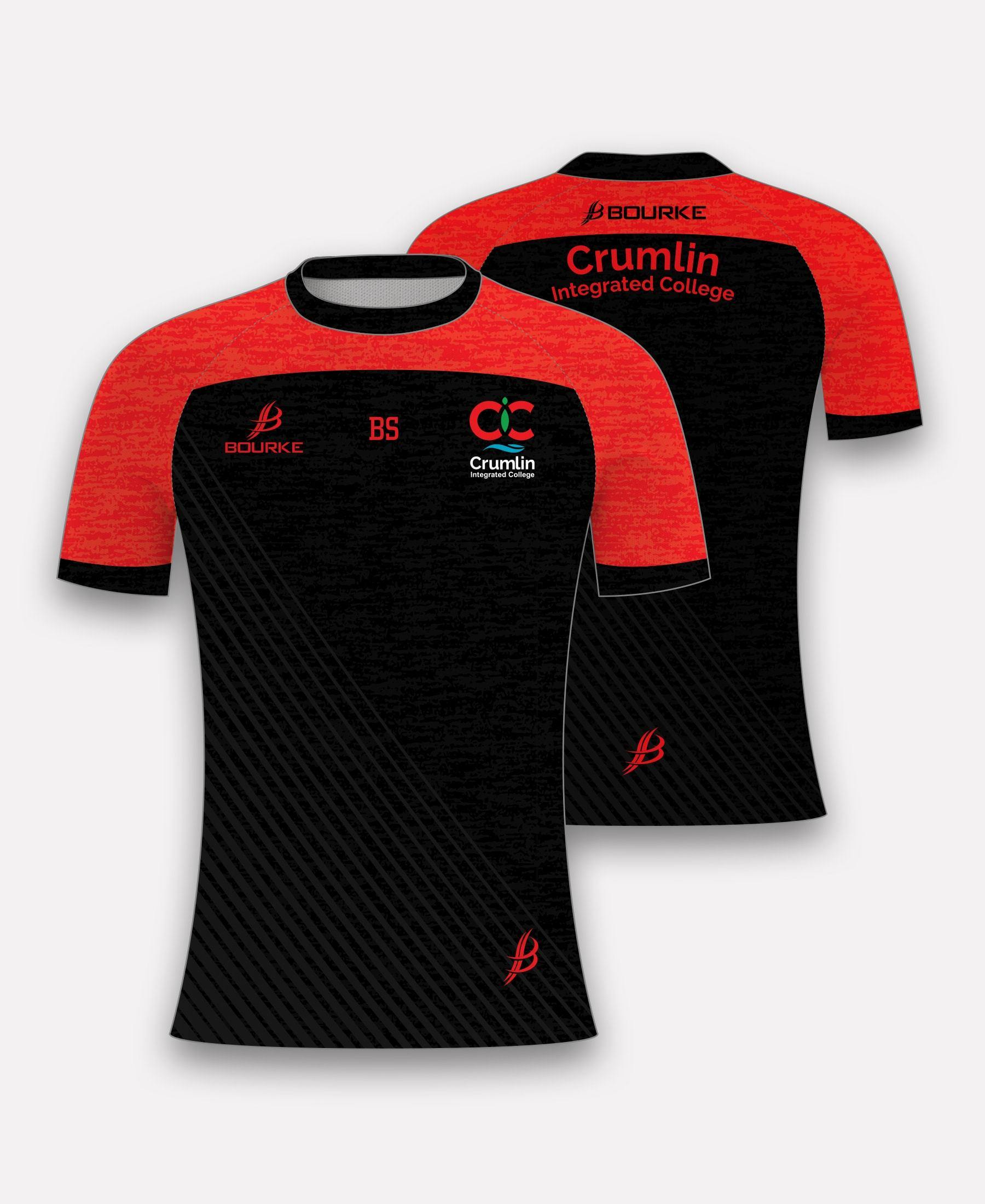 Crumlin Integrated College Jersey - Bourke Sports