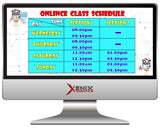 Xenix:Micro Online Classroom (Kindly fill up the registration form for new student)