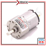Powerful Titan Dc Gearhead Motor 12V 1000 RPM HP for Arduino Sumo Robot