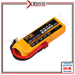 High Quality 11.1v LiPo Battery 1300mAh 1500mAh 2200mAh 35C 45C Rechargeable Battery (Arduino Sumo Robot / Rc Car)