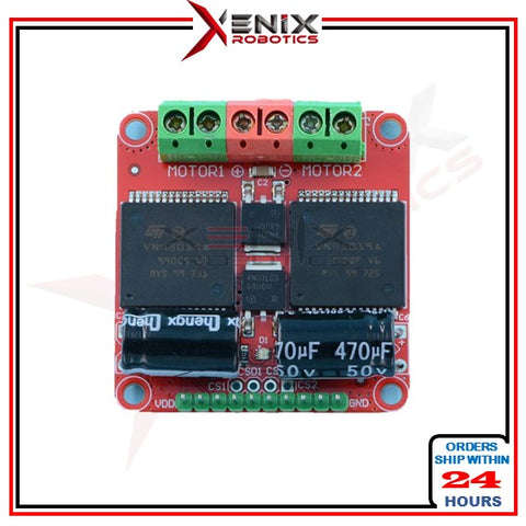 [Recommended] VNH5019 Motor Driver Board (Suitable for Arduino Sumo Robot)