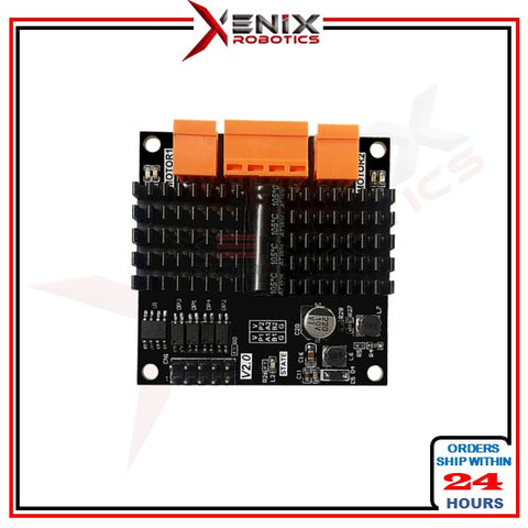 [Recommended] XRMD12A Dual Channel Motor Driver Board HIGH POWER FOR SUMO ROBOT