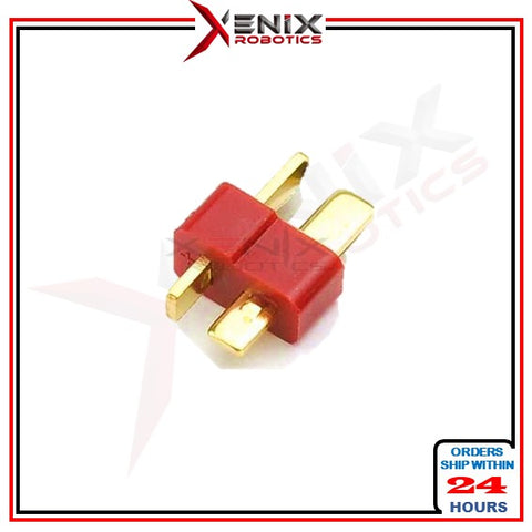 T-Dean Connector Male (High Quality Battery Adapter)