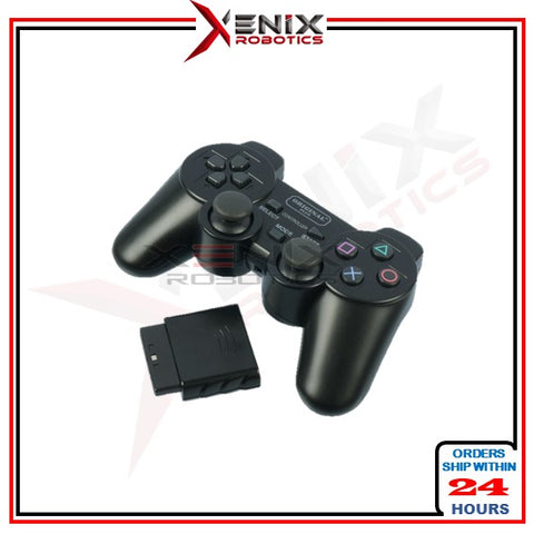 Wireless Analog PS2 Controller 2.4G with Receiver for Arduino