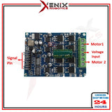[Recommended] XRMD8A Dual Channel Motor Driver Board - HIGH POWER FOR SUMO ROBOT