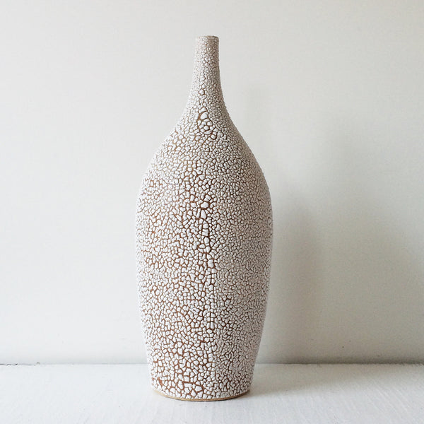 Crocodile Bottle Vase
