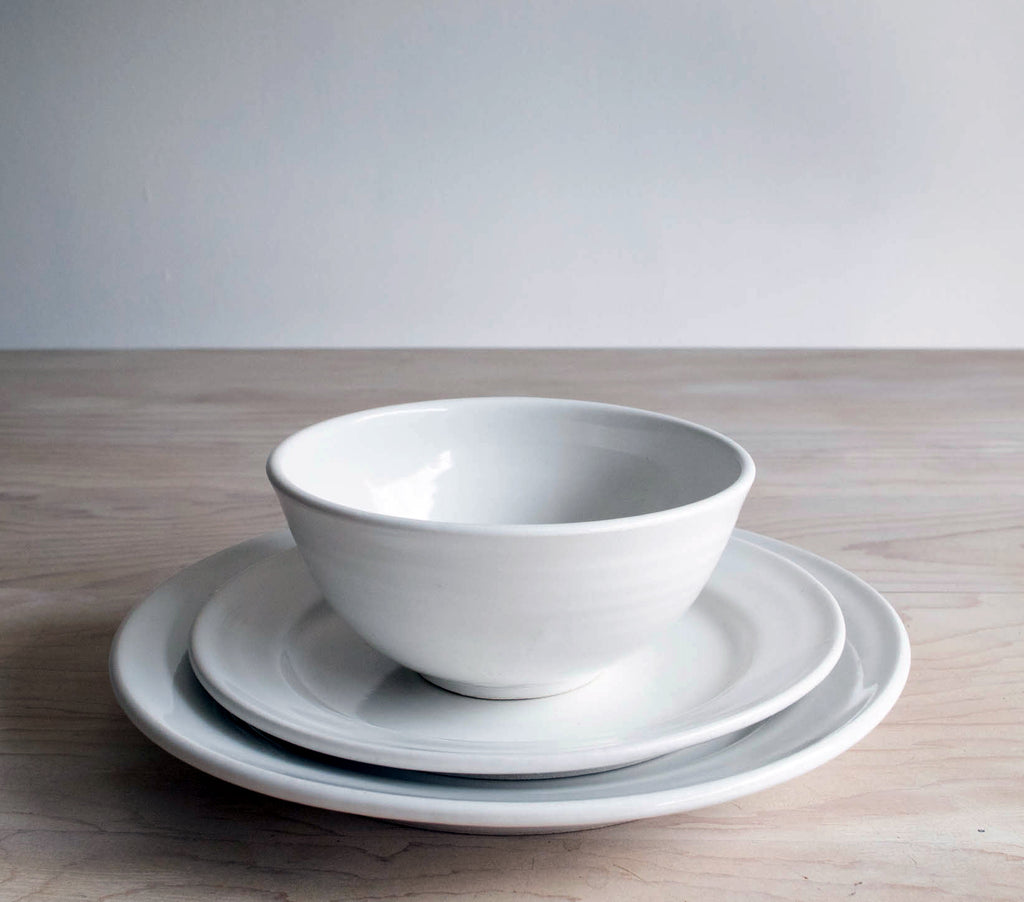 Farmhouse Ceramic Dinnerware Set