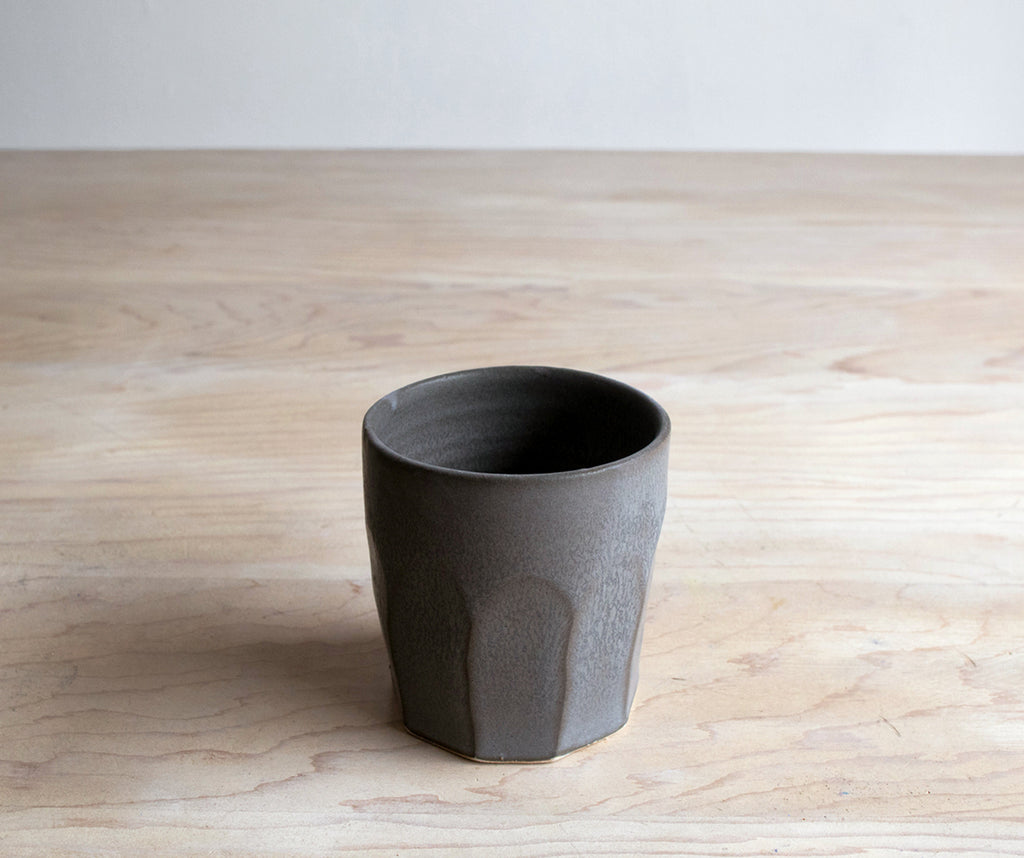Farmhouse Faceted Whiskey Tumbler