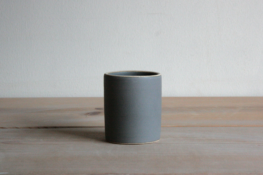 Silverlake Collection Slate Stoneware Cup