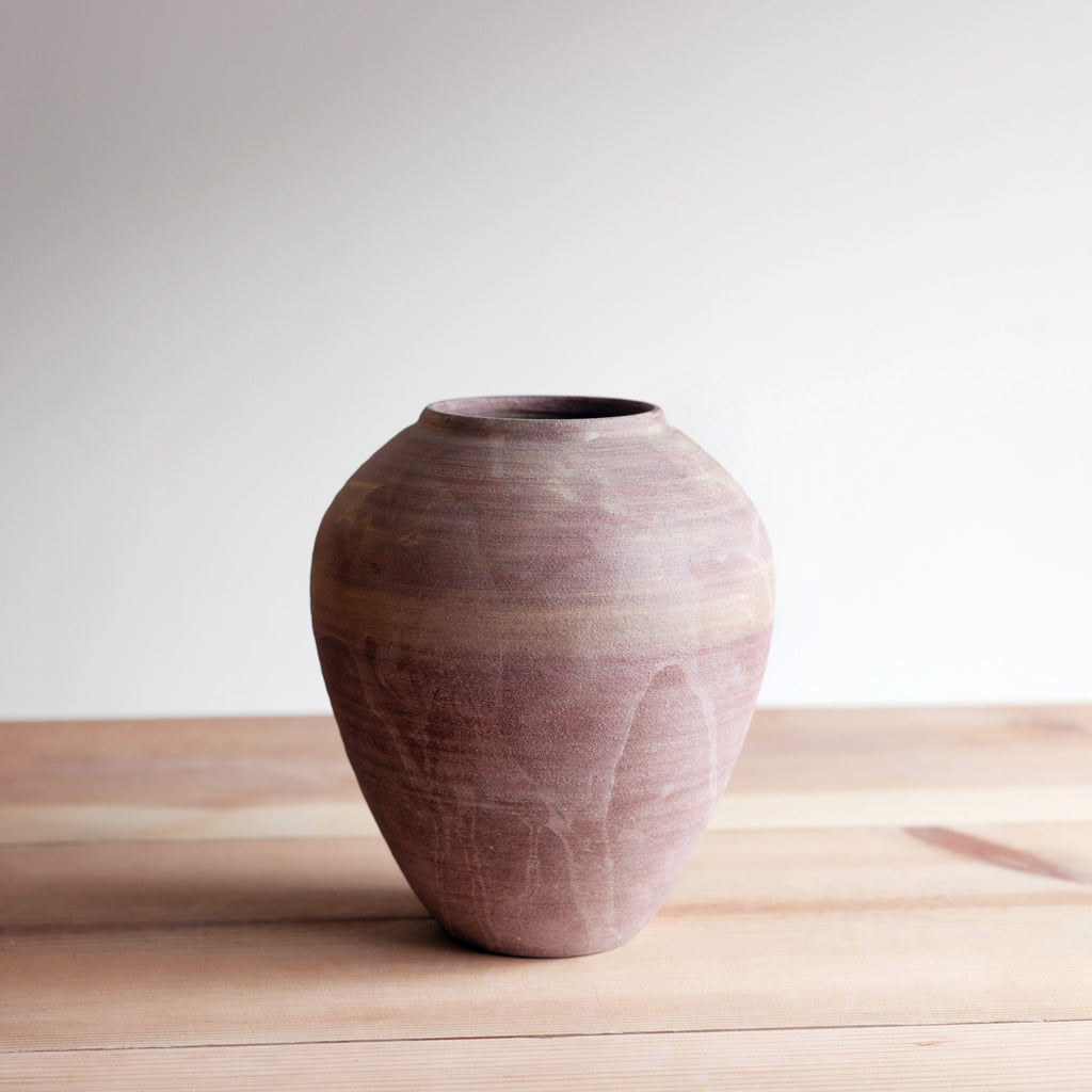 Terra Cotta Statement Vase