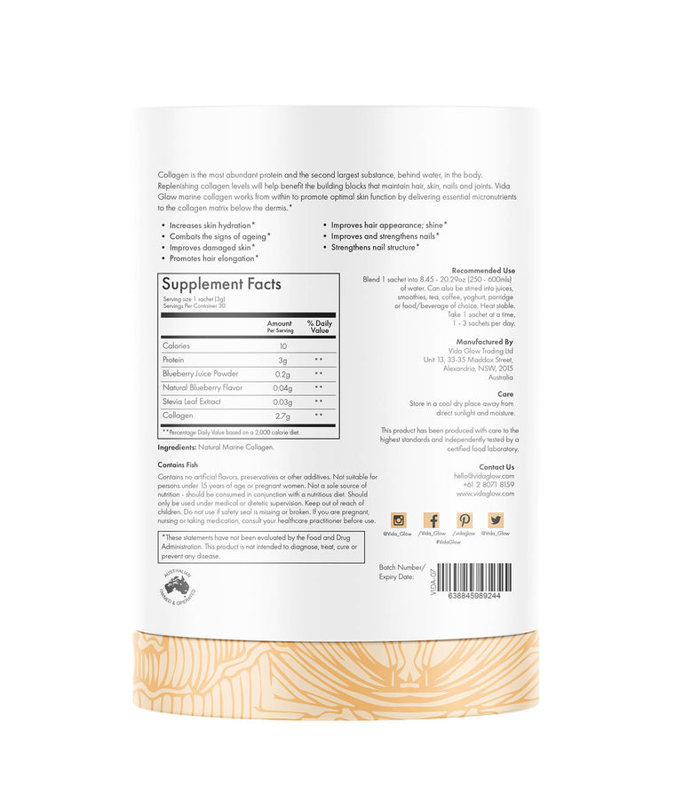 Mango Marine Collagen
