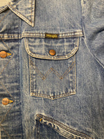 Wrangler S Selvage Denim Jacket