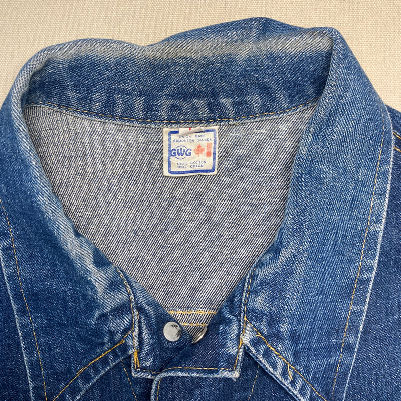 GWG L50 Denim Jacket