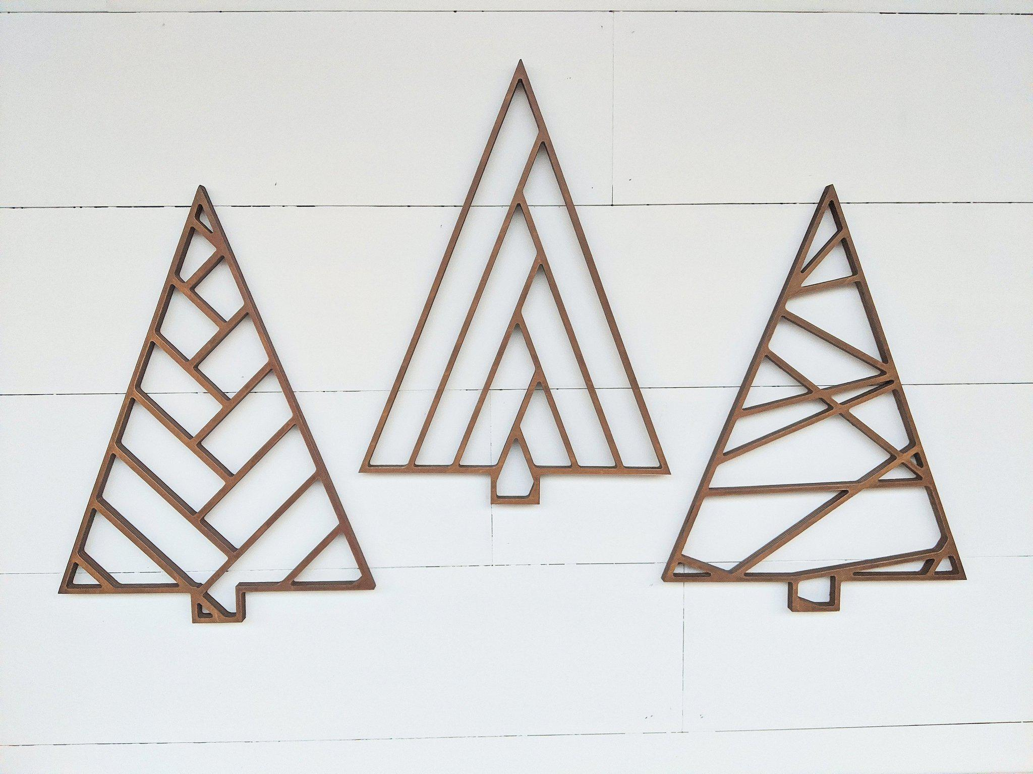Geometric Forest Trees