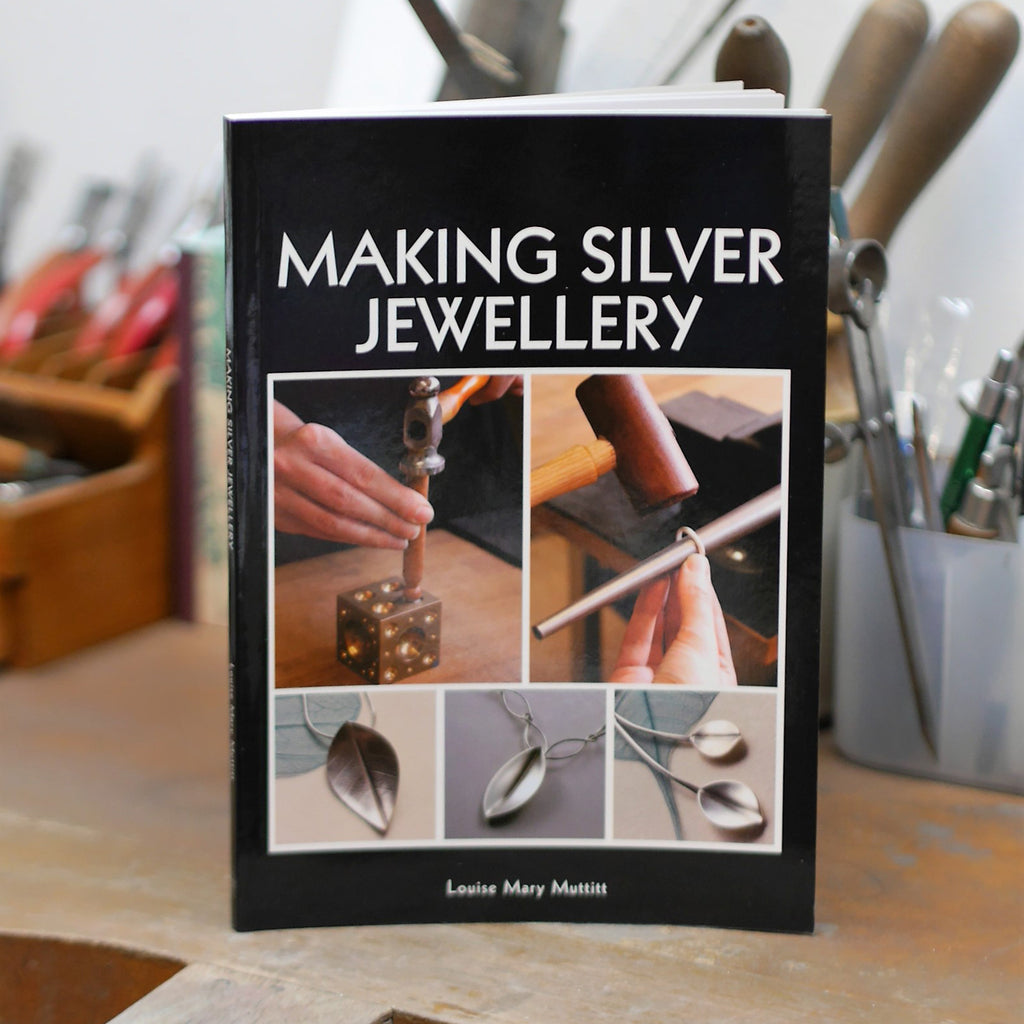 Making Silver Jewellery Book