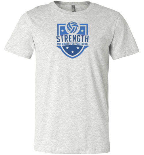 Strength and Power for Volleyball Logo