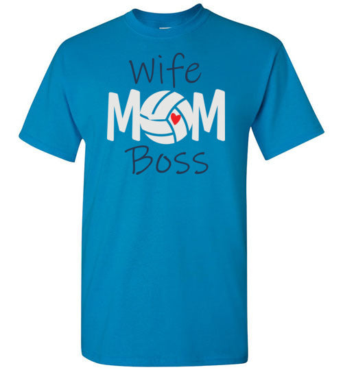 Wife Mom Volleyball