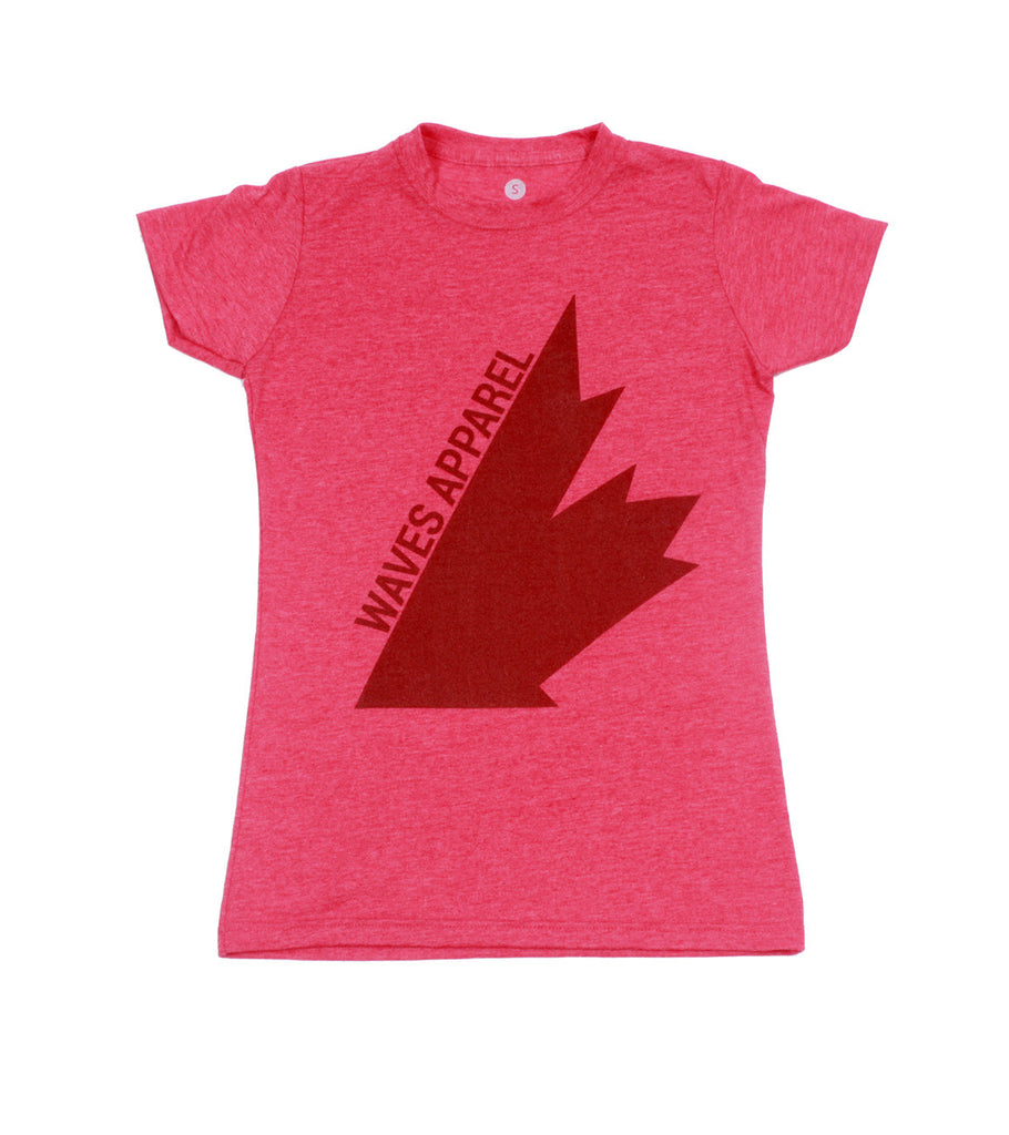 Waves 87 - Women's Tee