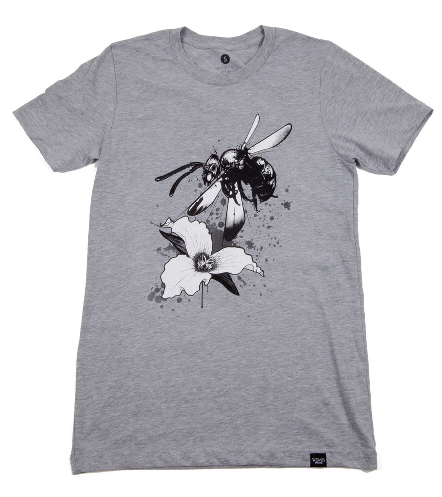 Nick Sweetman Collaboration T-Shirt - Green Sweat Bee