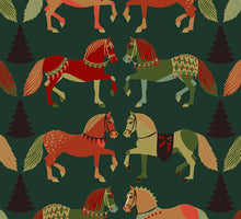 Load image into Gallery viewer, Horsies Giftwrap