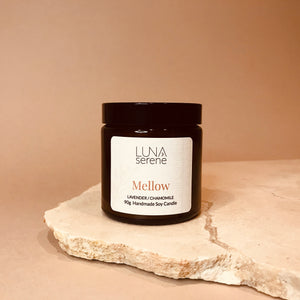 Mellow | Soy Wax Candle