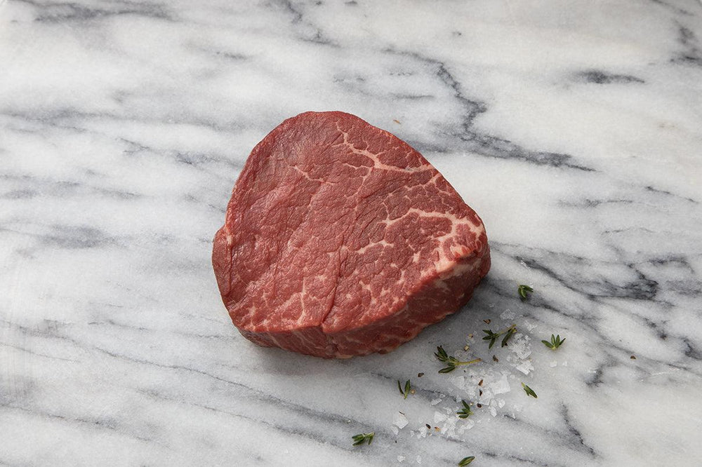 Twin pack Scotch Beef Fillet Steaks raw