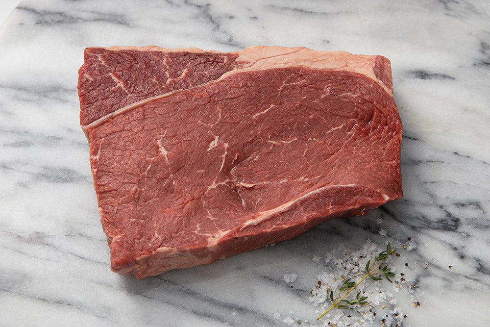 Scotch Beef Thick Cut Rump Steak raw