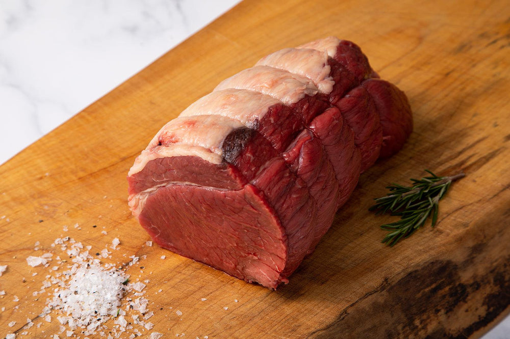 Scotch Beef Topside Joint raw