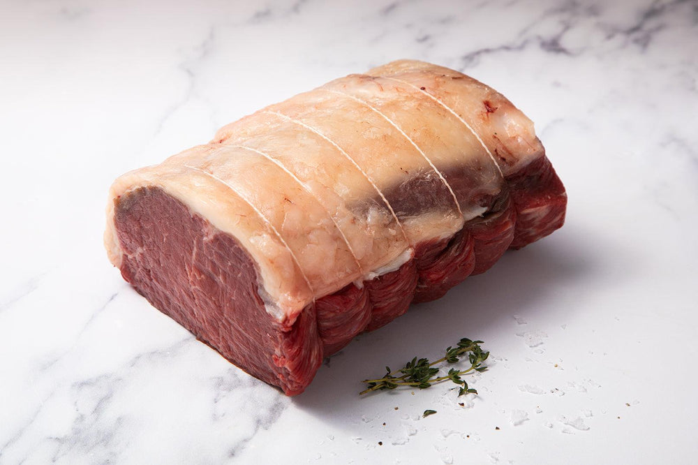 Scotch Beef Sirloin raw
