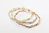 Love Infinito Bracelet White Gold