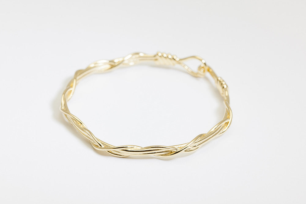 Love Infinito Bracelet Yellow Gold