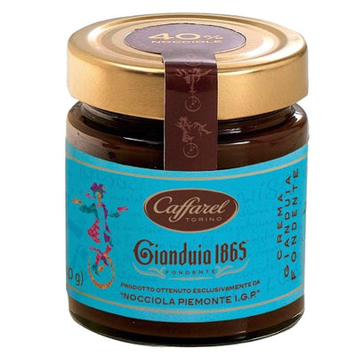 Caffarel Gianduia Dark Hazelnut Spread 210 g