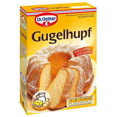 Dr. Oetker Bundt Cake Mix