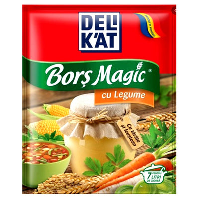 Knorr Bors Magic with Vegetables