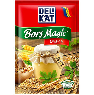 Knorr Bors Magic