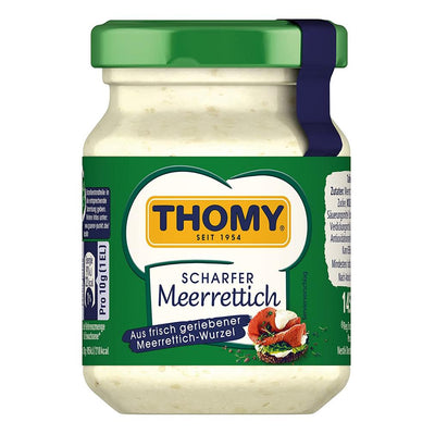 Thomy Spicy Horseradish 145 g
