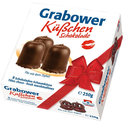Grabower Chocolate Kisses - 250 g