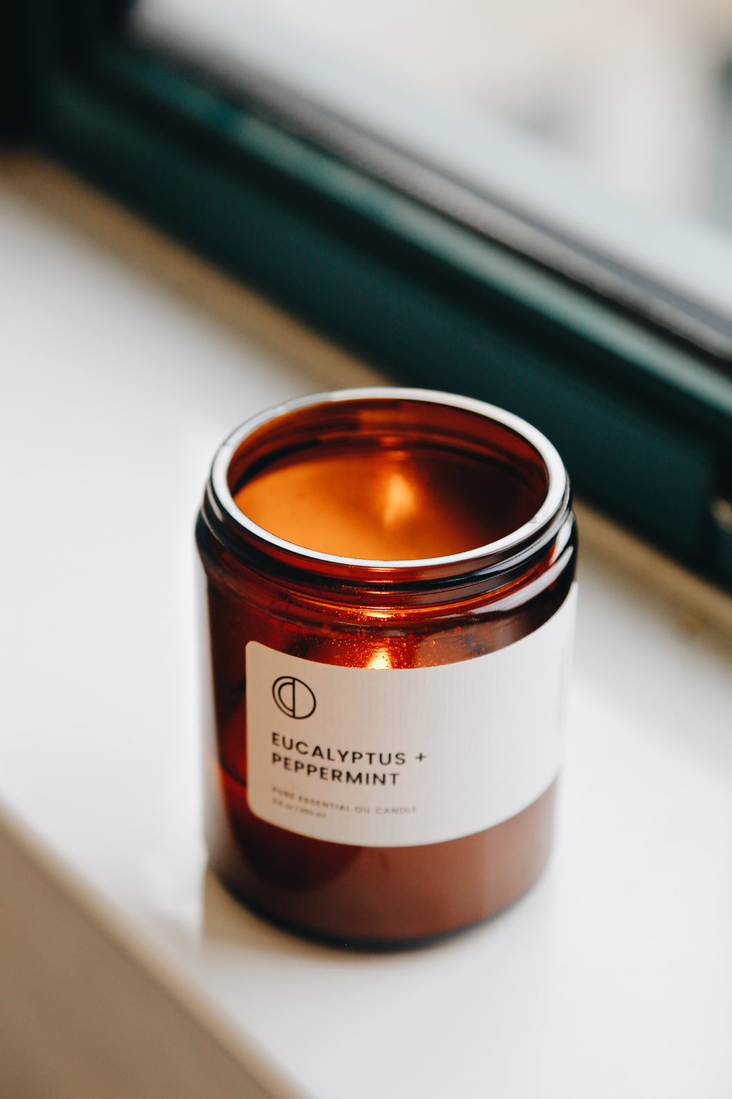 EUCALYPTUS & PEPPERMINT CANDLE