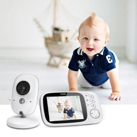 Kabelloses Babyphone mit LCD Display - BoomDealz