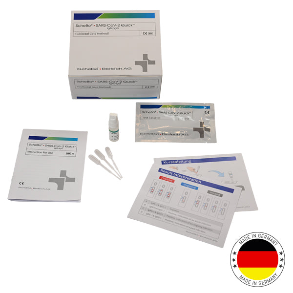 covid-19 rapid test - us ophthalmic