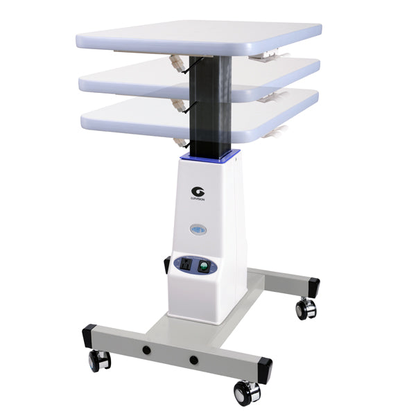 et-160 table one instrument luxvision - us ophthalmic