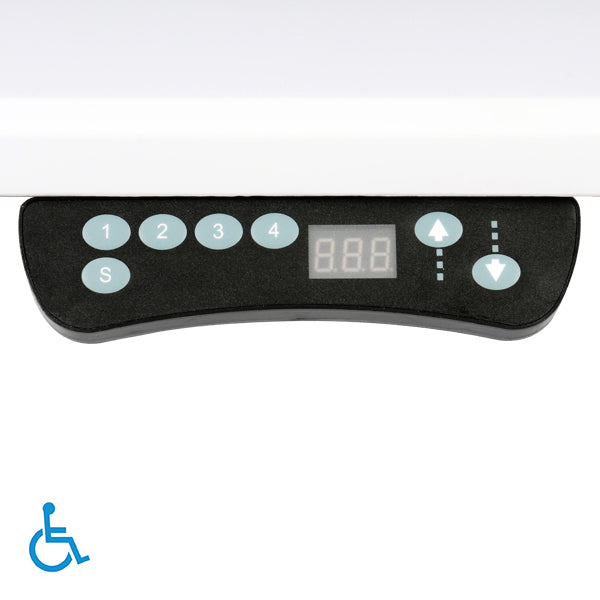 motorized  table et-4000 us ophthalmic