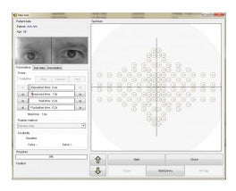 Automated Static Perimeter AP-50 frey - us ophthalmic
